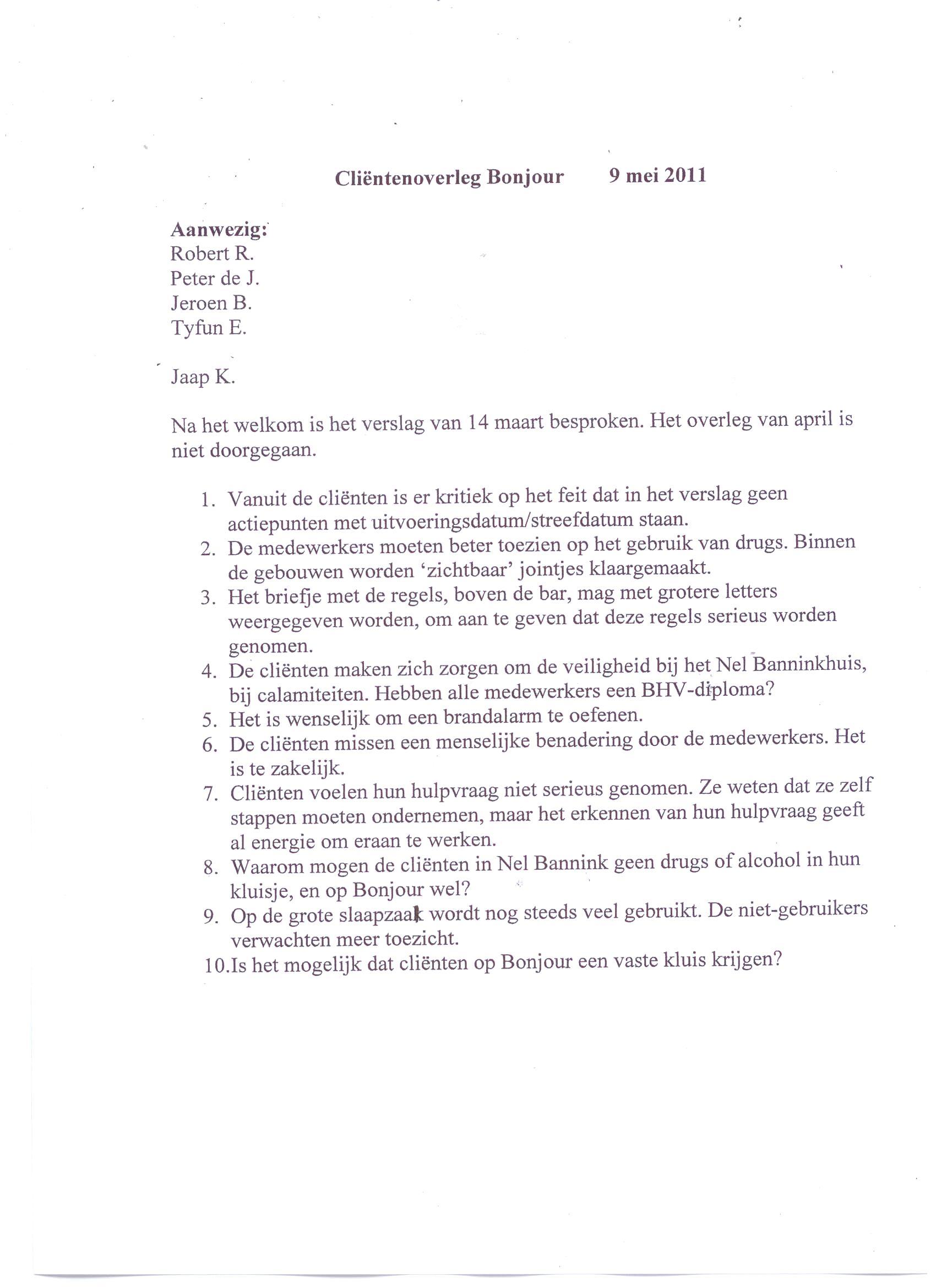voorbeeld klachtenbrief politie Voorbeeld Klachtenbrief Politie | gantinova